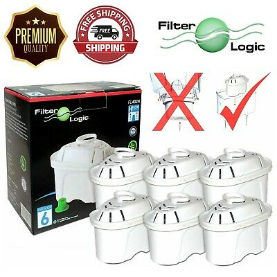£16.99 • Buy Britta Water Filter Jug Filters Cartridges Replacement Pack Of 6 Limited Offer