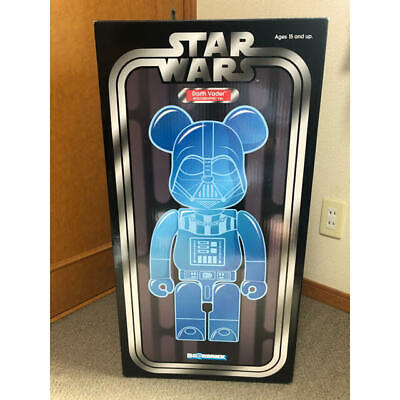 $1495 • Buy Be@rbrick Star Wars Darth Vader Holographic Version 1000% Bearbrick *NEW* Japan