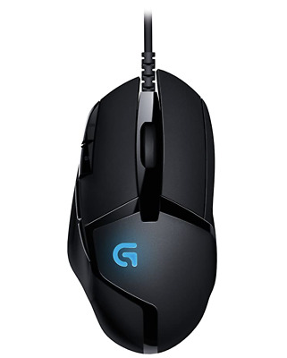 AU47.99 • Buy Logitech G402 Hyperion Fury FPS Gaming Mouse