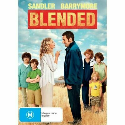 AU11.50 • Buy Blended Dvd Adam Sandler Region 4 new And Sealed