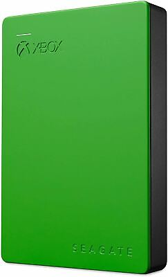 AU102.13 • Buy Seagate Game Drive 4TB External Hard Drive Portable HDD - Designed For Xbox One,