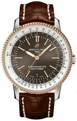 £3400.70 • Buy NEW Authentic Breitling Navitimer Limited Edition Men's Watch U173265A1M1P1 Sale