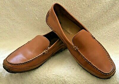 £20 • Buy ROCKPORT - LOAFERS / DRIVING SHOES - TAN LEATHER - Size 6 - FAST REC' POST
