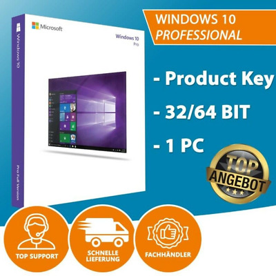 $ CDN4.40 • Buy Windows 10 Pro🔥 LIFE TIME LICENCE Activation ✔️ 32/64 Bit ✔️ KEY 🔥