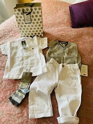 £35 • Buy Baby Boy Gift Set -Levi's Jean Bourget - 12 Months