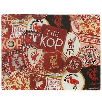 £9.95 • Buy Liverpool FC Glass Worktop Saver Official Licensed Product
