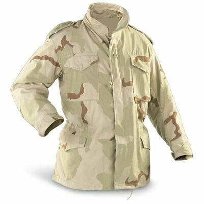 $69.99 • Buy NEW Genuine US Military Issue M-65 Field Jacket Cold Weather, GI, Made In USA