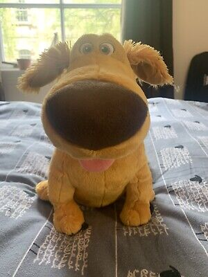 £16 • Buy Up Official Disney Store Dug Dog Soft Plush Toy Medium *Excellent Condition*