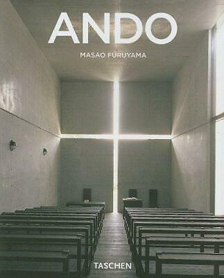 £10.81 • Buy Ando: Modern Minimalism With A Japanese Touch (Taschen Basic Architecture Series