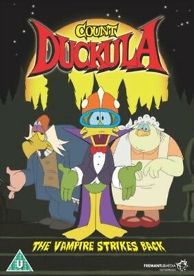 £3.89 • Buy Count Duckula - The Vampire Strikes Back DVD NEW Dvd (FHED2470)