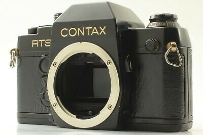 $ CDN217.78 • Buy 【 Excellent+++++ 】 Contax RTS II QUARTZ Body SLR Film Camera From JAPAN #203