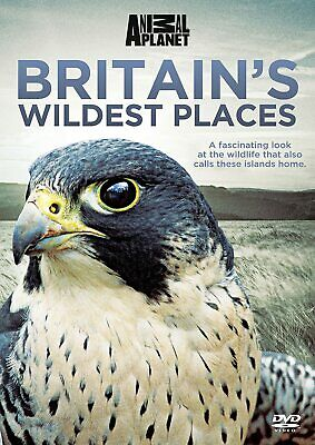 £1.99 • Buy Britain's Wildest Places - Animal Planet DVD