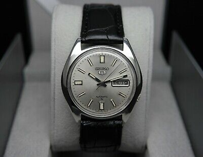 $ CDN5.45 • Buy Pre-used (1979) Seiko 5 Men's 21 Jewels 7009-8040 Automatic Watch Great Conditio