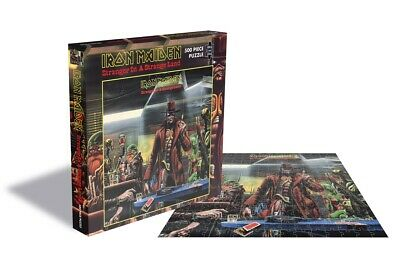 £15.50 • Buy STRANGER IN A STRANGE LAND (500 PIECE JIGSAW PUZZLE) By IRON MAIDEN Puzzle