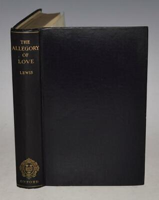 £2.20 • Buy C. S. Lewis The Allegory Of Love Study In Medieval Tradition Oxford 1938 POETRY