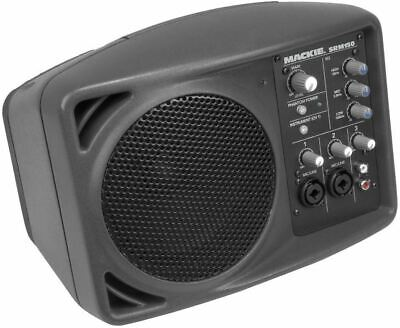 $257.95 • Buy Mackie SRM 150 Compact Powered PA System SRM150 - Mint In Box