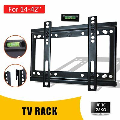 AU3.25 • Buy Universal TV Wall Mount Bracket 14 17 24 32 40 42 Inch LCD PLASMA LED Flat Slim