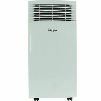 AU283.18 • Buy Whirlpool 8,000 BTU Single-Exhaust Portable Air Conditioner With Remote Control