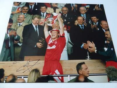 £39.99 • Buy Liverpool Fc Legend Mark Wright 1992 Fa Cup Final Rare Hand Signed Photograph