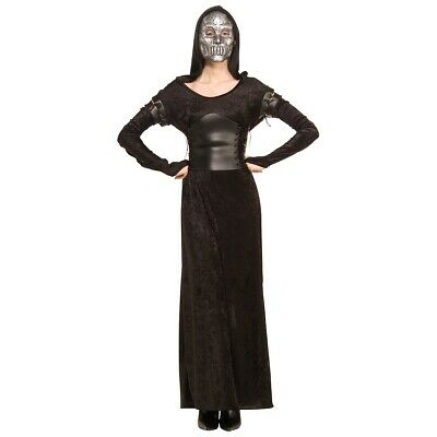 $ CDN41.60 • Buy Female Death Eater Bellatrix Costume Adult Harry Potter Halloween Fancy Dress