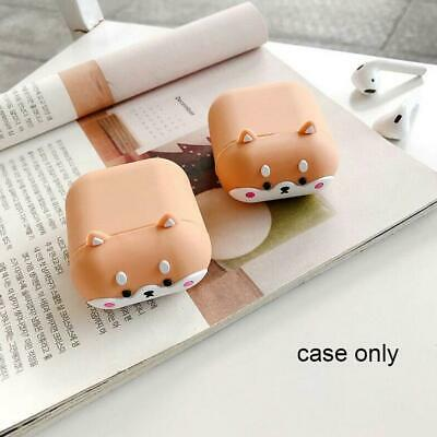 $ CDN4.39 • Buy 3D Cute Earphone Case For Airpods Pro Storage Box Protective Soft Case V2U9