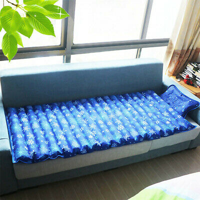 £15.95 • Buy Cooling Water Bed Comfortable Waterbed Mattress Calming Sleeping Cushion Pillow