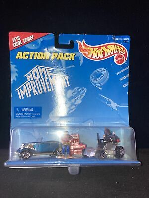 AU20.04 • Buy Hot Wheels New Action Pack Home Improvement Dixie Chopper And '33 Ford Tool Time