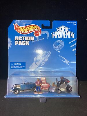 AU19.16 • Buy Hot Wheels New Action Pack Home Improvement Dixie Chopper And '33 Ford Tool Time