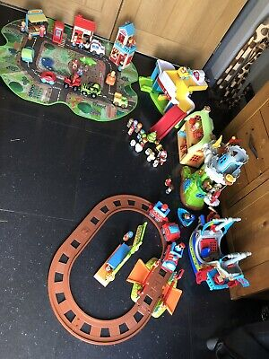 £25 • Buy ELC Happyland Bundle Jack And Beanstalk, Train, Pirate Ship And More!!