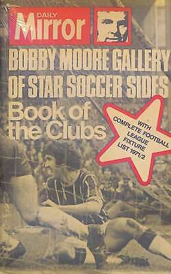 £11.79 • Buy Book Of The Clubs (Bobby Moore Gallery Of Star Soccer Sides), Bobby Moore, Good