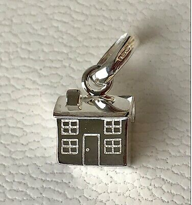 £25 • Buy Links Of London New Silver House Charm Pendant