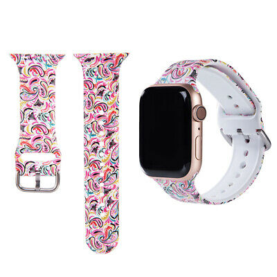 $ CDN7.38 • Buy Women Sports Strap Band 44 42 40 38mm For Apple Watch IWatch Band Series 654321