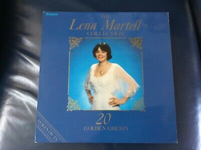 £1 • Buy The Lena Martell Collection - 20 Golden Greats - Vinyl LP