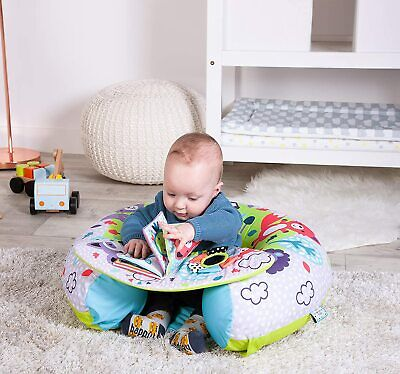 £23.09 • Buy Ideal Sit Me Up Inflatable Ring Baby Play Chair Tray Playnest Activity Seat New