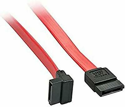 £1.45 • Buy LINDY 33350 SATA Cable Right Angled Connector Red 0.2m