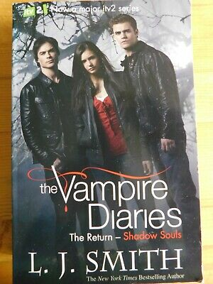 £4.25 • Buy The Vampire Diaries: Shadow Souls: Book 6 By L.J. Smith (Paperback, 2010)