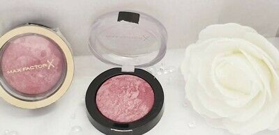 £4.50 • Buy Max Factor Pastell Creme Puff Compact Blush Shade 30 Gorgeous Berries New Sealed