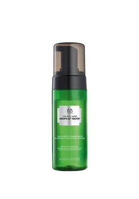 £11.99 • Buy The Body Shop Drops Of Youth Foaming Face Wash Brand New💚💚