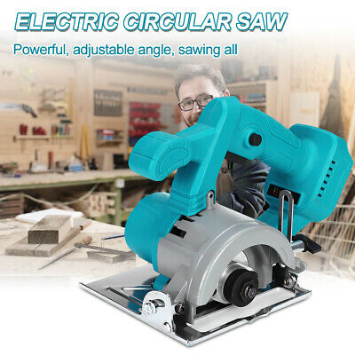 £49.99 • Buy For Makita 18V Lithium-Ion Battery Cordless Brushless Circular Cutting Saw Tool