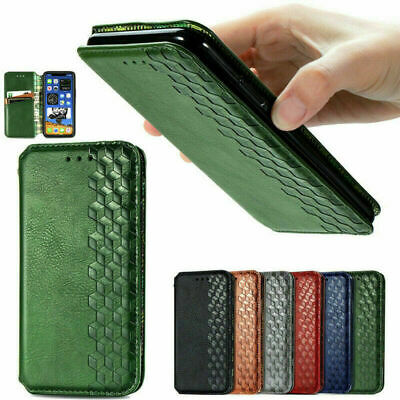 £1.95 • Buy Leather Flip Stand Wallet Case Cover For Apple IPhone  7 8 Plus 12 11 XS Pro Max