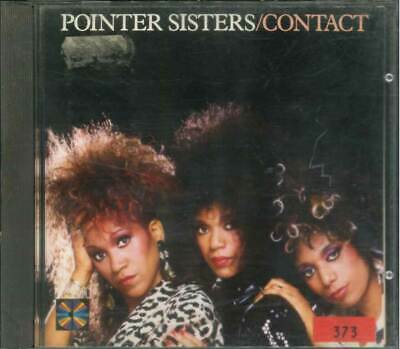 £3.80 • Buy POINTER SISTERS  Contact  CD-Album