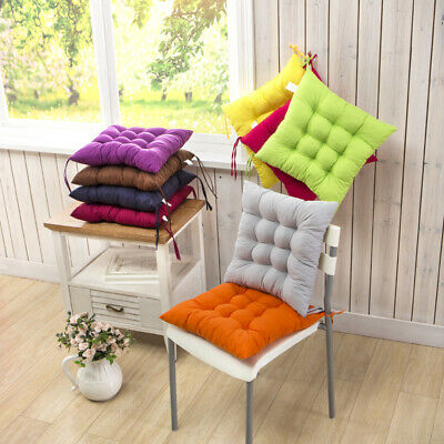 AU10.27 • Buy Soft Thicker Cushion Chair Seat Pad Dining Bed Room Garden Kitchen Office Mat