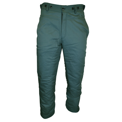 £46.99 • Buy Chainsaw Safety Trousers Type C All Round Protection Small