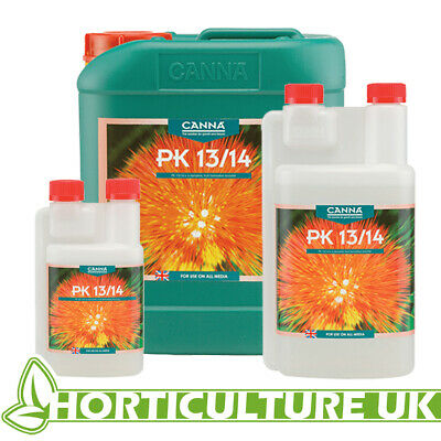 £7.95 • Buy Canna PK 13/14 Flowering Booster Blooming Phase Additive - 250ml -1 Litre - 5 L