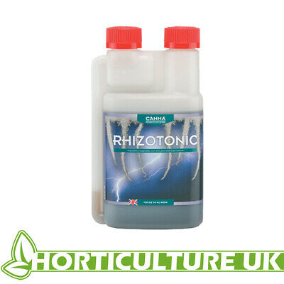 £12.95 • Buy Canna Rhizotonic 250ml Root Stimulator Top Quality Vitamins Accelerate Roots