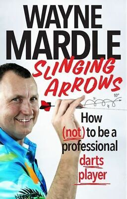 £14.06 • Buy Slinging Arrows: How (not) To Be A Professional Darts Player By Wayne Mardle