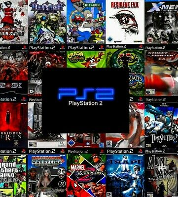 £4.29 • Buy PS2 Games Sale PS2 Bundle Up PlayStation 2 Rare Game Sale Free & Fast 1st Class