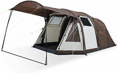 AU639.20 • Buy Air Seconds Inflatable Dome Tent Waterproof Outdoor Camping 4 Person