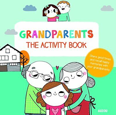 £6.88 • Buy My Grandparents Activity Book By G. Djenati, NEW Book, FREE & FAST Delivery, (Pa
