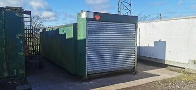 £5500 • Buy 26626L, Bunded Diesel Tank, With Pump And Spare Pump.